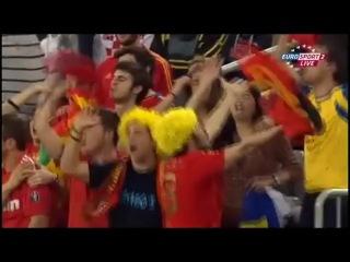 Чемпионат Европы по Мини-футболу 2012. Финал. Россия 1-3 Испания.