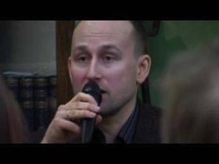 2010-02-25. Николай Стариков, Дом Книги, Санкт-Петербург