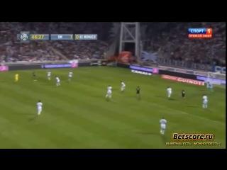 Марсель 1-2 Монако Обзор мачта