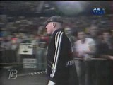 WCW NITRO 09.10.2000 - Титаны Рестлинга на канале ТНТ / Николай Фоменко