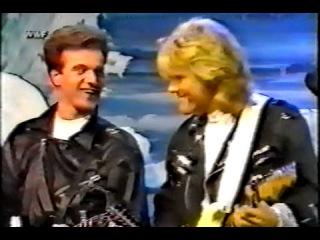 Dieter Bohlen Blue System - Love Me On The Rocks (WWF Club 19.01.1990)