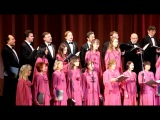 Камерный хор МГТУ им. Баумана Gaudeamus - Prende La Vela (12.11.2011)