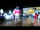 ALISHA vs KUZMA(Dance People Team) полуфинал HOUSE Битва за Днепр 4