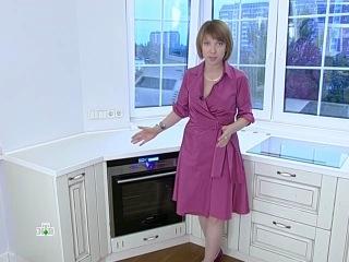 Квартирный вопрос . Дизайн кухни в розах (22.10.2011)