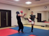 Martial Arts is only way out-Skif Bazzaty & Vitaly Kozinets