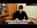 Jasper Forks River flows in You tutorial piano by Toffa Alimoff
