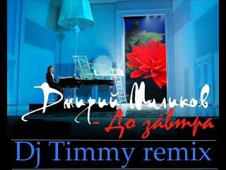 Дмитрий Маликов - До завтра ( Dj Timmy Remix ) www.djtimmy-moscow.pdj.ru - booking +7 926 559 27 78