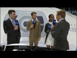 Интервью с премьеры фильма Стартрек: Возмездие в Берлине (29 апреля, 2013)
