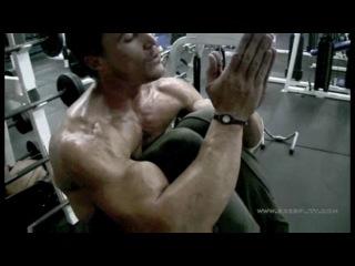 Greg's Workout - Back II