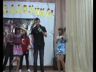 ХЭЛЛОУИН в школе №5 (сюжет для ТВ)