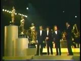 1983. Лайза Миннелли, Дадли Мур, Ричард Прайор, Уолтер Мэттау открывают церемонию