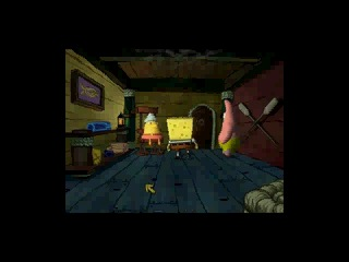 Губка боб прохождение игры на основе полнометражки - шмель