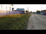 Аскино после взрыва скутера