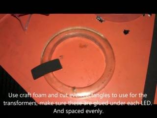 How to make a Iron Man Mark I Arc Reactor DIY