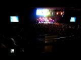 концерт J-морс, минск, 19.12.11, человек-батарейка