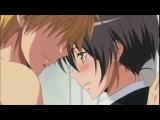 Усуи и Мисаки в мужской раздевалке