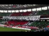 ЭТО НАШЕ ЧЕРКИЗОВО!(Локомотив Москва - Зенит Спб) iphone video