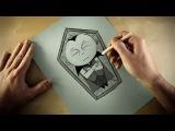 Самый короткий в мире фильм хоррор-мультфильм