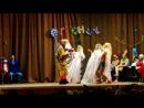 Конкурс Дедов Морозов и Снегурочек. (1 отряд. Зима 2011-2012)