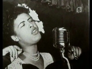 Билли Холидей - Отчаянная Женщина / Billie Holiday - Sensational Lady