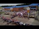 Эстафета огня Универсиады-2013 в Азнакаево Часть 2