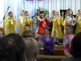 Детские вокальные ансамбли ДШИ