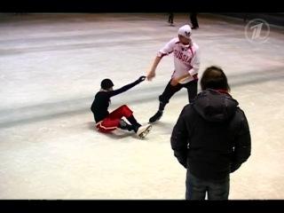 Костомаров Роман и Домнина Оксана 03.03.2012 профайл
