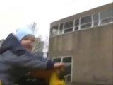 Детский электромобиль Hummer - Joy Automatic! Супермашина!