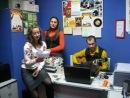 """Музыкальное поздравление для коллектива музыкальной школы """"Виртуозы"""" в г. Новосибирске!"""