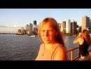 видео записки из Америки. паром до staten island