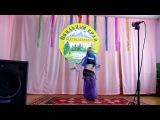 Восточный танец в исполнении Игнатьевой Надежды!