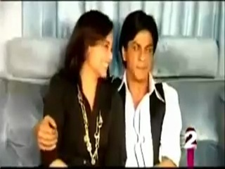 SRK Rani Mukherjee - the best friends forever