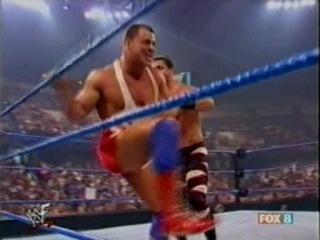 WWF SmackDown 17.05.2001