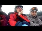 Ну очень конченные сноубордисты
