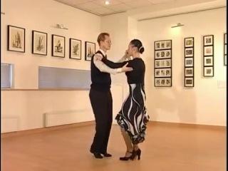 САМБА (видео уроки) Базовые движения