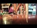 Катя Самбука снимает юную таечку на ночь (Видео)