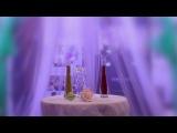 Очень красивый ролик!!!Свадебная песочная церемония. Песочное шоу.