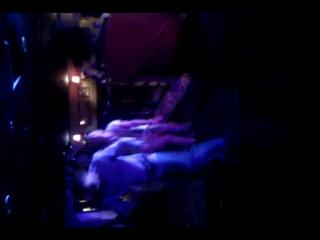 XXXX-bar на пароме Princess Anastasia, качка 7 баллов