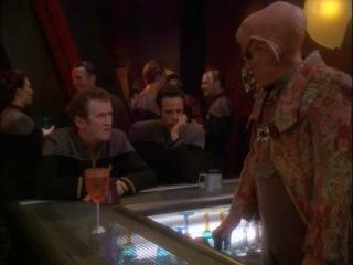 Звёздный путь: Дальний Космос 9 - сезон 7 серия 19