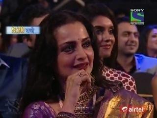 Шахрукх Кхан и Ранбир Капур - Filmfare Awards 2012