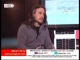 Алексей Попов и Владимир Башмаков в передаче