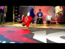 B-Boy Cico style - Spin King