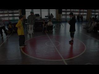 Feet battle feet - c-walk championship in saint-p. shake vs chaze (полуфинал. новички)