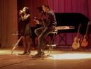 Виктория Filth,Павел Корчагин(SolreiD)- Higher Tnan Hope( Nightwish Acoustic cover)