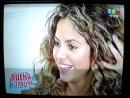 Shakira - Interview (Telefé Buena Fortuna - 2005)