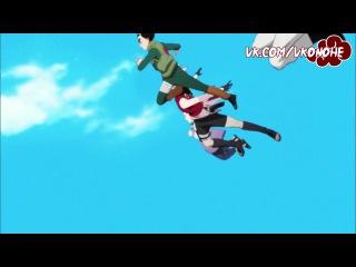 Naruto Shippuuden Ending 25 / Наруто Ураганные Хроники Эндинг 25 [HD] [DISH - I Can Hear]