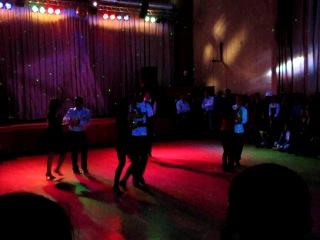 25. 11. 2011 г. - Сальса в исполнении группы из БГУ на день рождения клуба Salsa Kinezis
