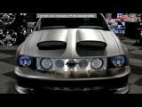 мустанг под музыку DJ Fr1N - _CLUBnyak_bomba_улётный Jumpstyle(electro)_хит клубняк 2011_2012