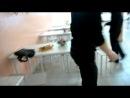Колбаса в сырской школе :D