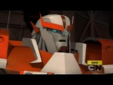 Transformers Prime Episodul 21 - Prea Multa Informatie